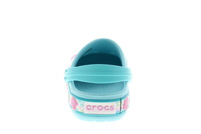 CROCS Kinderschuhe FunLab MERMAID BAND Clog - ice blue preview 5