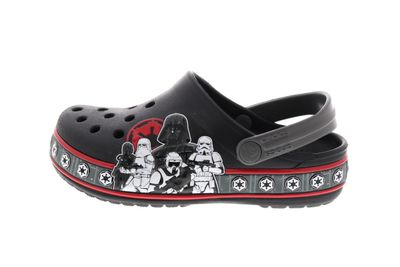 CROCS - Kinderschuhe FunLab EMPIRE BAND Clog - black preview 2