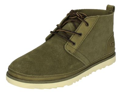 UGG Herrenschuhe - Boots NEUMEL UNLINED - moss green