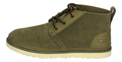 UGG Herrenschuhe - Boots NEUMEL UNLINED - moss green preview 2
