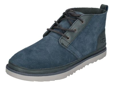 UGG Herrenschuhe - Boots NEUMEL UNLINED - pacific blue
