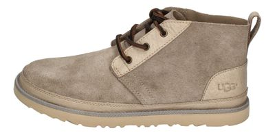 UGG Herrenschuhe - Boots NEUMEL UNLINED - pumice preview 2