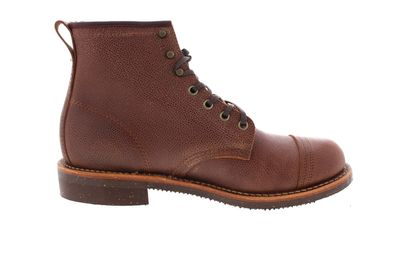 "CHIPPEWA Boots - 6"" PEBBLED FULL GRAIN 1901G35 D - brown preview 4"