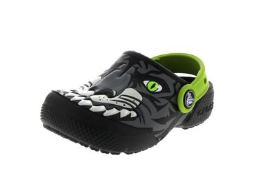 CROCS Kinderschuhe - FunLab Clog TIGER - graphite preview 1