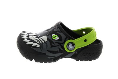 CROCS Kinderschuhe - FunLab Clog TIGER - graphite preview 2