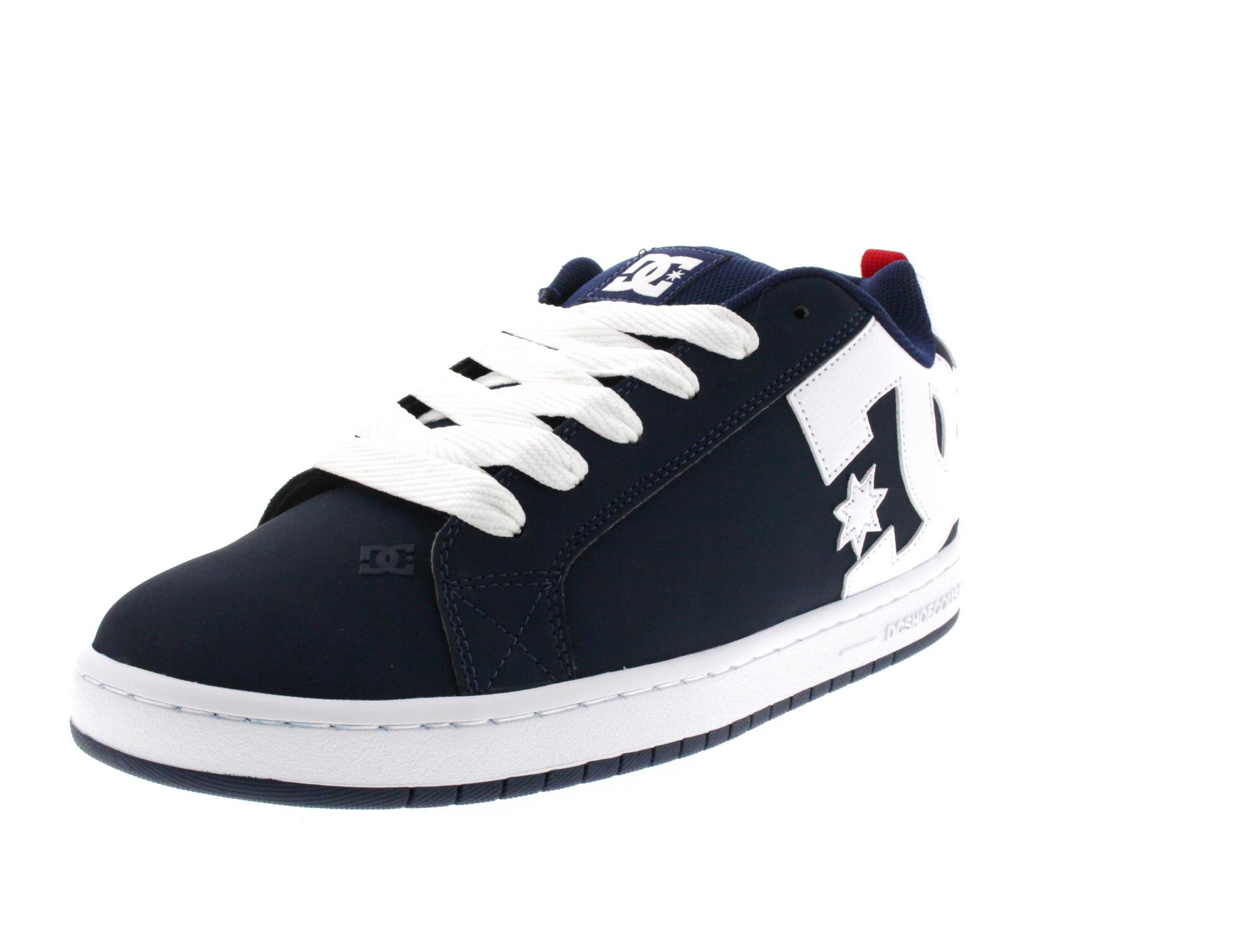 DC Sneaker in Übergrößen COURT GRAFFIK 300529-NA4 navy
