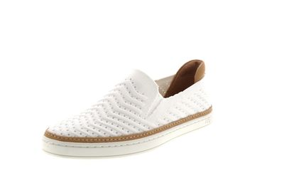 UGG Damenschuhe - Sneakers SAMMY CHEVRON 1102560 white