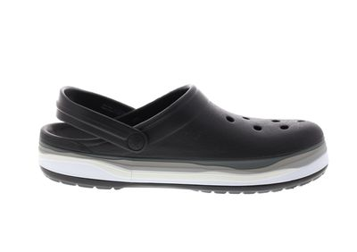 CROCS reduziert - CROCBAND WAVY BAND Clog - black multi preview 4