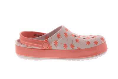 CROCS CROCBAND Seasonal Graphic Clog barley pink melon preview 4