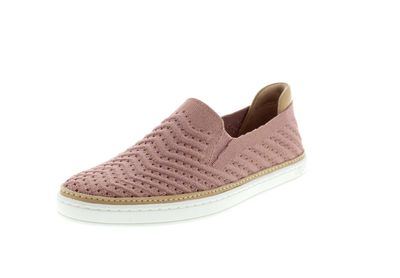 UGG Damen - SAMMY CHEVRON METALLIC 1099827 - pink dawn preview 1