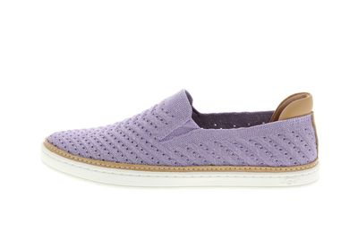 UGG Damen - SAMMY CHEVRON METALLIC 1099827 - purple zen preview 2