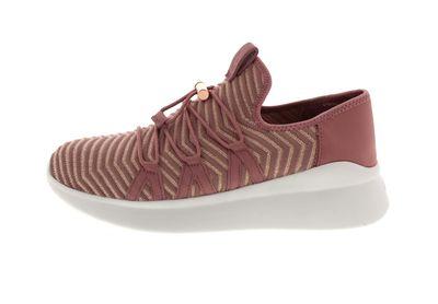 UGG Damen - Sneakers KINNEY METALLIC 1104184 pink dawn preview 2