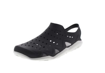 CROCS Schuhe SWIFTWATER WAVE - black pearl white