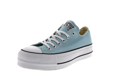 CONVERSE Sneakers - CTAS LIFT OX 560687C - ocean bliss