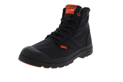 PALLADIUM Boots - PAMPA LITE + VAPOR + WP - black preview 1