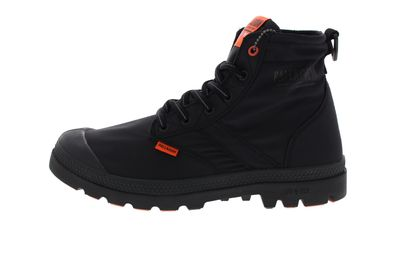 PALLADIUM Boots - PAMPA LITE + VAPOR + WP - black preview 2