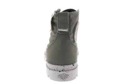PALLADIUM Damen - Boots PAMPA HI ORGANIC - shadow preview 5