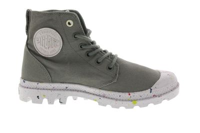 PALLADIUM Damen - Boots PAMPA HI ORGANIC - shadow preview 4