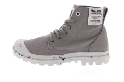 PALLADIUM Damen - Boots PAMPA HI ORGANIC - ash preview 2
