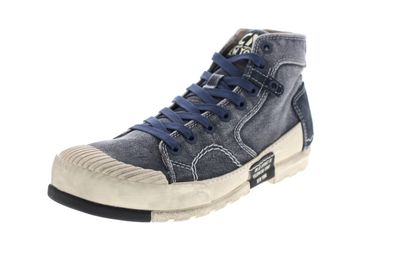 YELLOW CAB Herrenschuhe - Sneakers MUD 301-c - jeans
