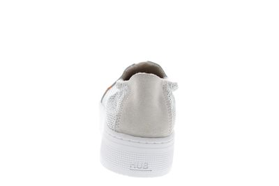 HUB FOOTWEAR Damen Sneakers FUJI XL LEATHER PERF white preview 5