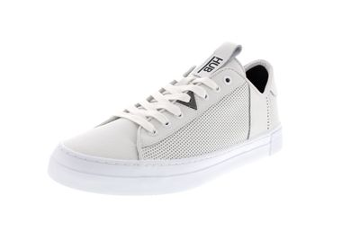 HUB FOOTWEAR Herren Sneakers - HOOK PERF SOFTEE - white