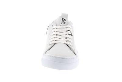 HUB FOOTWEAR Herren Sneakers - HOOK PERF SOFTEE - white preview 3