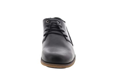 HAGHE by HUB Herrenschuhe - MATFIELD - black natural preview 3