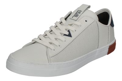 HUB FOOTWEAR HOOK PERF SOFTEE L31-L08 white blue gravel