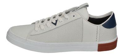 HUB FOOTWEAR HOOK PERF SOFTEE L31-L08 white blue gravel preview 2