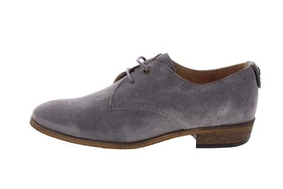 HAGHE by HUB Damenschuhe - CHUCKETTE S80 - grey preview 2