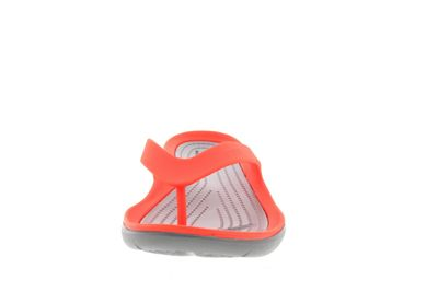 CROCS reduziert Zehentrenner SWIFTWATER FLIP coral grey preview 3