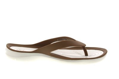 CROCS reduziert - Zehentrenner SWIFTWATER FLIP bronze preview 4