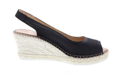 FRED DE LA BRETONIERE Espadrille Sandalet 153010095 black preview 4