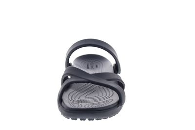 CROCS reduziert - MELEEN CROSS BAND SANDAL - navy preview 3