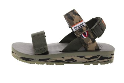 PALLADIUM Damen - Sandalen OUTDOORSY STRAP CAMO olive preview 2