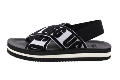 UGG Damenschuhe - Sandale MARMONT GRAPHIC 1101044 black preview 2
