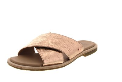 UGG Damenschuhe - Pantolette JONI METALLIC - rose gold preview 1