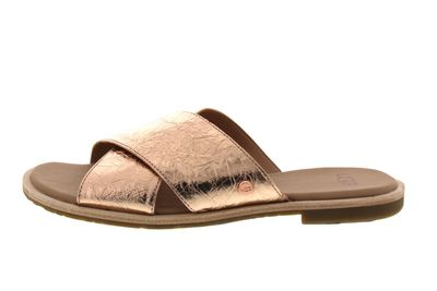 UGG Damenschuhe - Pantolette JONI METALLIC - rose gold preview 2