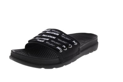 PALLADIUM Damen - Pantoletten SOLEA SLIDE LACE - black