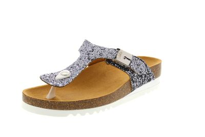 SCHOLL - Zehentrenner GLAM SS1 GLITTER 647541 - pewter preview 1