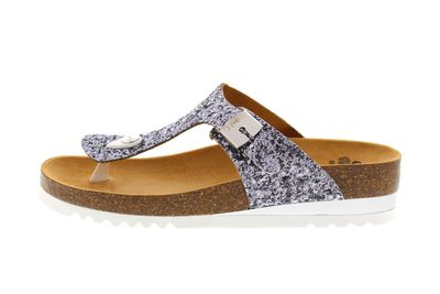 SCHOLL - Zehentrenner GLAM SS1 GLITTER 647541 - pewter preview 2