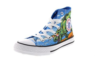 CONVERSE Kinderschuhe - CTAS HI 664246C - totally blue