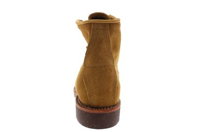 """CHIPPEWA Boots 6"""" SERVICE BOOT 1901G46 D tan rough out preview 5"""