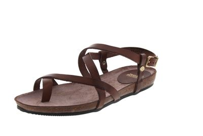 FRED DE LA BRETONIERE - Sandalen 170010061 - dark brown