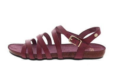 FRED DE LA BRETONIERE - Sandalen 170010063 - bordeaux preview 2