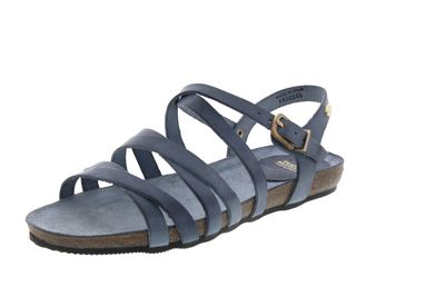FRED DE LA BRETONIERE - Sandalen 170010063 - jeans blue preview 1