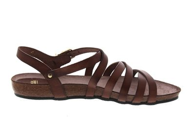 FRED DE LA BRETONIERE - Sandalen 170010063 dark brown preview 4