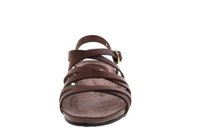 FRED DE LA BRETONIERE - Sandalen 170010063 dark brown preview 3