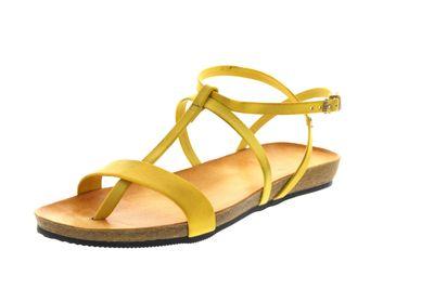 FRED DE LA BRETONIERE - Sandalen 170010065 - yellow